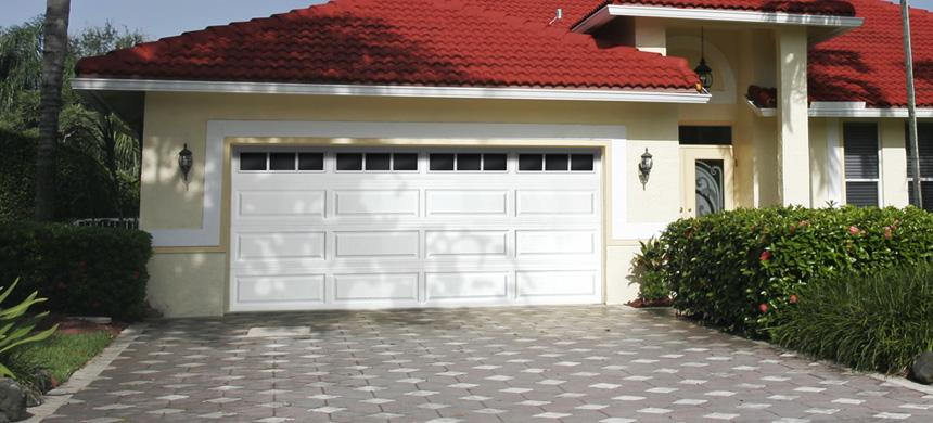 Doorlink garage door sales and installation in littleton for Ranch house garage doors