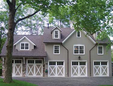 Wooden Garage Doors in Denver from Don's Garage Doors