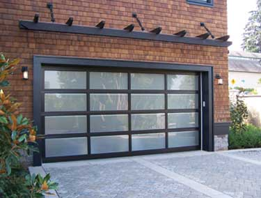 Modern Glass Garage Doors in Denver, CO - Don's Garage Doors