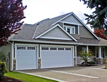Steel, Insulated Garage Doors in Denver - Don's Garage Doors