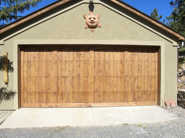 garage door veneers houses with dark brown garage doors