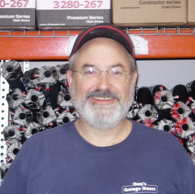 Don Szynskie, Owner of Don's Garage Doors - Denver's Premier Garage Door Repair & Installation Contractor