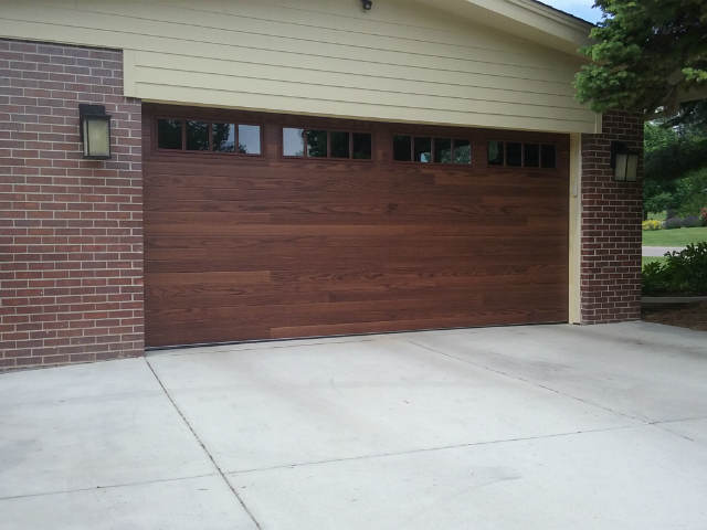 Don's Garage Doors recommends and professionally installs CHI Garage Doors in Denver, CO